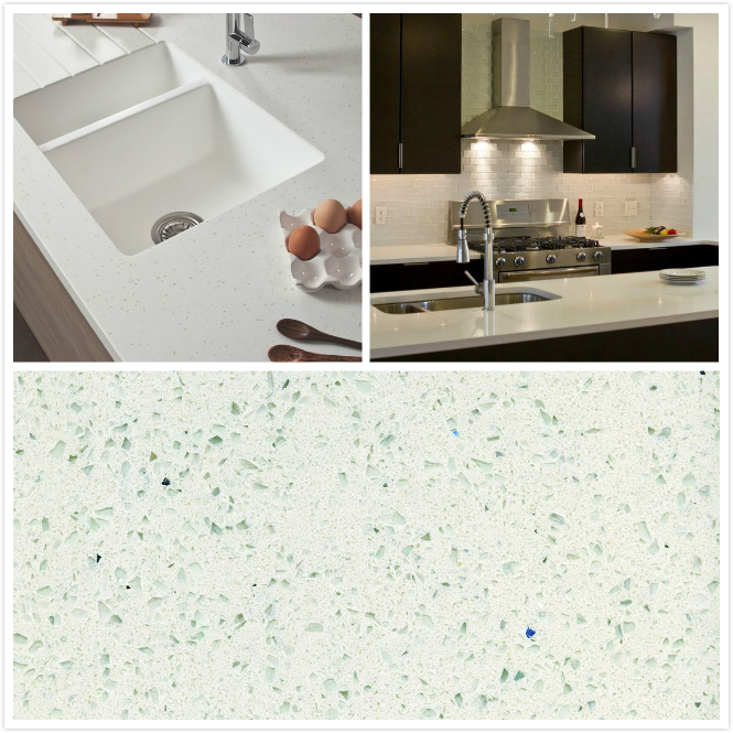 Countertop Factory : Countertop Factory: Buy Crystal White Quartz Colors For Countertops ...