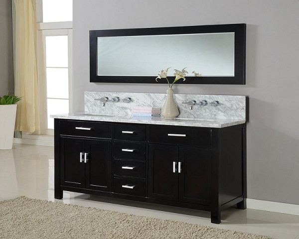 Perfect stoen freestanding bathroom cabinet for wholesale