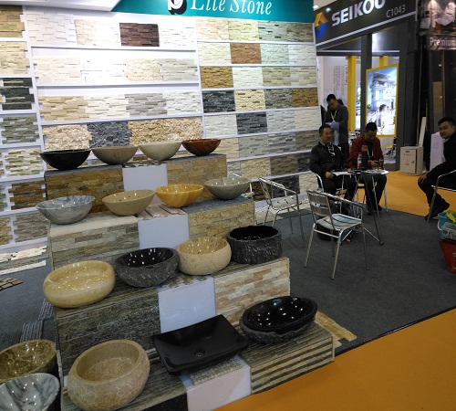 2017 Xiamen Stone Fair Continue On Mar.9th,2017 Xiamen Stone Fair have been successfully concluded ,Perfect Stone sincerely hope to meet your valued customers next time,And wishing all our friends have a wonderful experience in Xiamen.Many thanks!