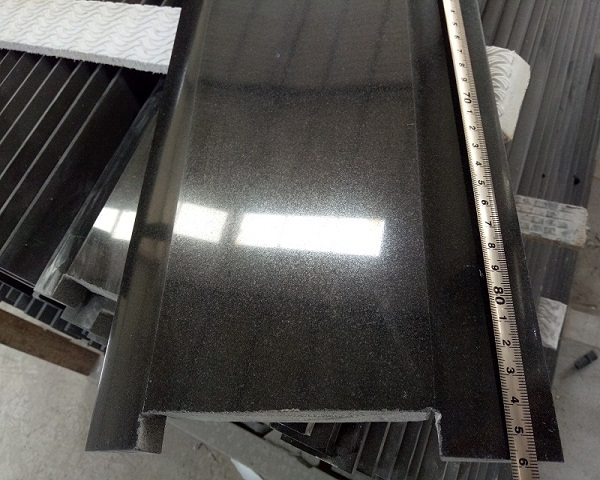 Quarry absolute black granite floor threshold prices