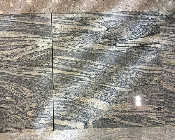 Xiamen juparana colombo granite countertop covers