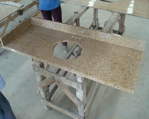 Inexpensive granite counter & vanity tops for home decorate