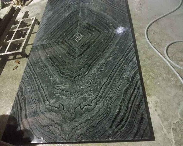Black zebra types marbles cut to size floor tile & counter prices