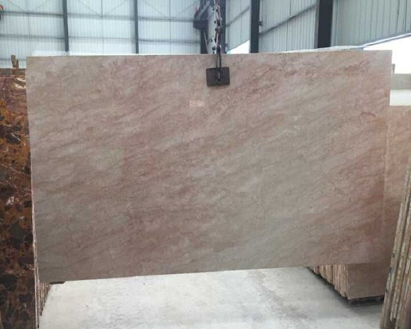 Pink cherry blossom marble bathroom large slab prices
