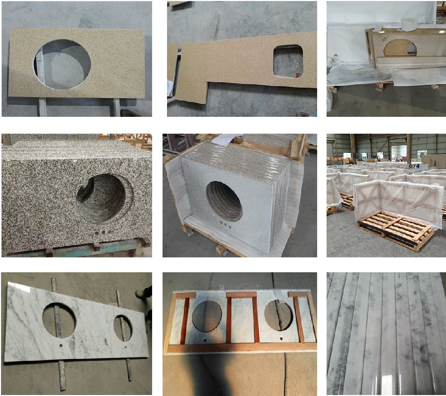 marble carrara packing