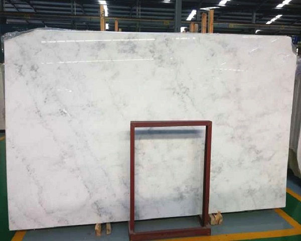 Statuario Marble Slab 2900*1800*18 mm From China