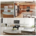 Quartz  white countertop for slae