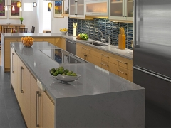 Grey Kitchen Countertops