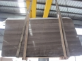 Natural Brown Marble Slabs