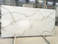 New white calacatta quartzite countertops slab price