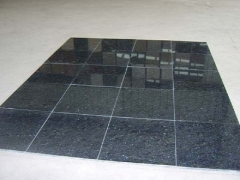 Blue tile and granite stores