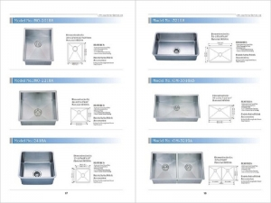 stainless steel sinks for sale