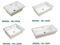porcelain undermount kitchen sink