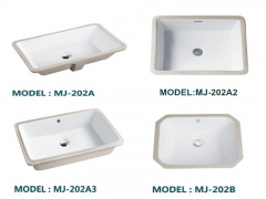 Square Ceramic Sinks
