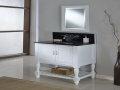 New corner mirrored bathroom cabinet for hot sale