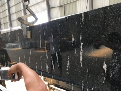 polishing granite