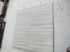 Athen grey marble tiles