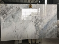 China victoria blue marble big slab flooring prices