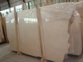 Cream marfil marble countertop & flooring slabs for sales