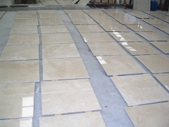 cream of marfil marble