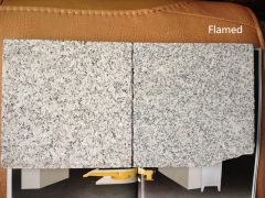 flamed granite flooring