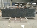 Green emerald pearl granite 108x26 slabs for countertops prices