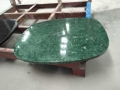 Tulip round table with indian green marble top prices
