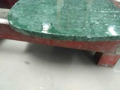 36 round marble table top
