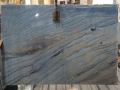 Azul macaubas polished slabs best prices to vanity table