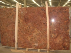 Bordeaux Red Granite