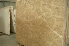 Cafe gold  marble slabs
