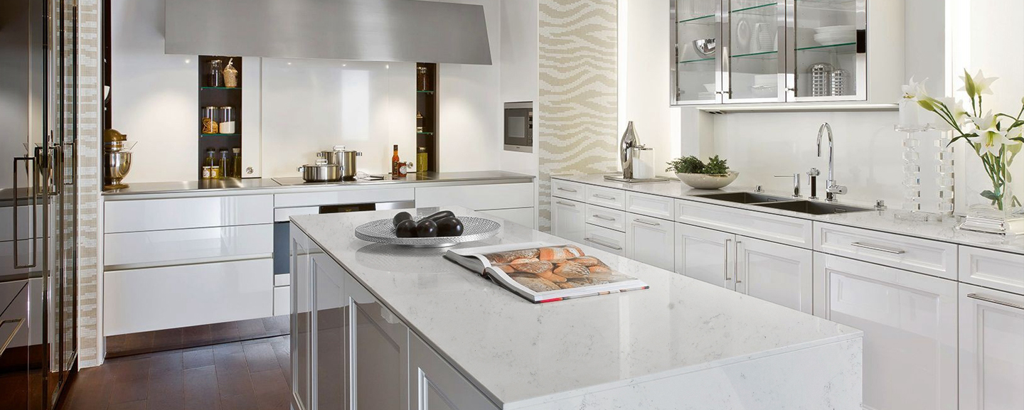 Countertop Factory : Countertop Factory: Crystal White Quartz,Granite,Marble Kitchen ...